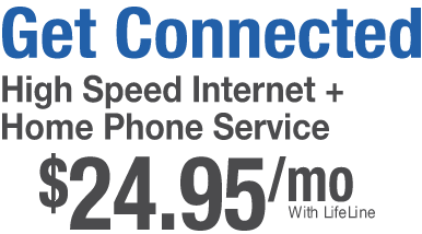 high-speed internet home phone service